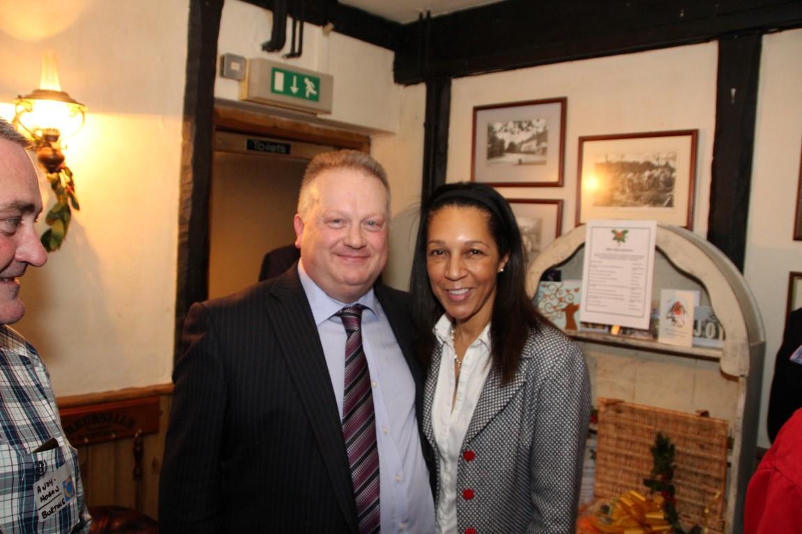 David Burton & Helen Grant