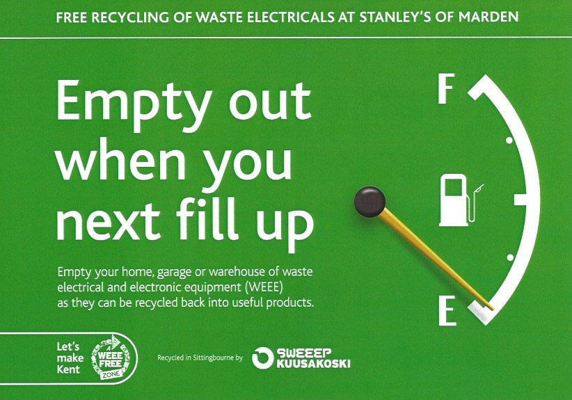 Free Electrical Recycling