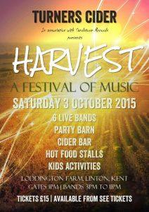 harvest a festival of music