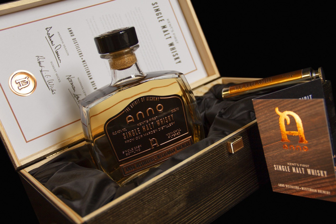 Anno Distillers Whisky