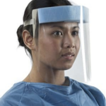 P&P Signs Medical Visor